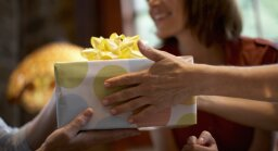 Should you ever break a 'no gifts' rule?