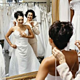 Why do brides wear white?