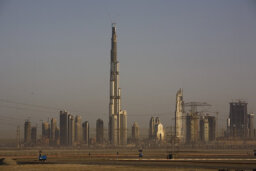 What's the new tallest building in the world?