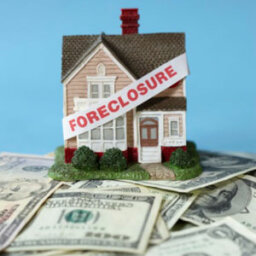 Can you buy your own home at a foreclosure auction?