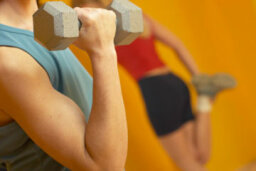 Can your home gym decor help you work out?