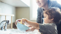 How Should You Clean Your Home After a Cold or Flu?