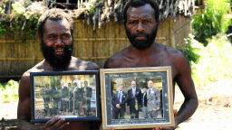 On One Pacific Island, a U.S. Soldier and Prince Philip Are Gods