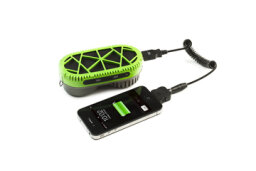 Can you charge your cell phone with a fuel cell?