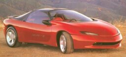 1989 Chevrolet California IROC Camaro Concept Car