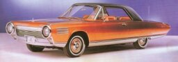 1950s and 1960s Chrysler Turbine Concept Cars