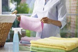 How to Clean Mold Off Clothing