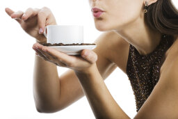 Why does coffee make your breath so bad?