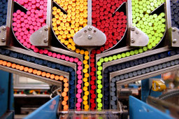 How are Crayons and markers made?