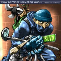 How Criminal Recycling Works