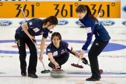 How Curling Works
