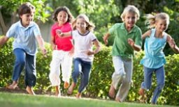 10 Tips from Dominique Dawes on Keeping Kids Healthy
