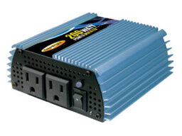How DC/AC Power Inverters Work