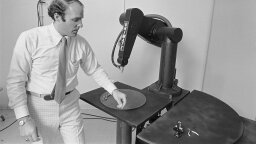 The First 'Killer Robot' Was Around Back in 1979