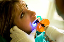 How are lasers used in dentistry?