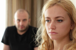 How should you deal with a depressed spouse?
