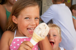 What's the difference between ice cream, frozen custard, gelato and frozen yogurt?