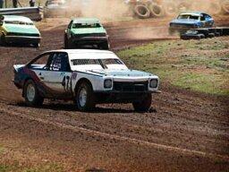 How Dirt Stock Car Racing Works