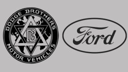 Henry Ford vs. the Dodge Brothers: An All-American Feud