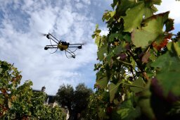 How are drones changing agriculture?