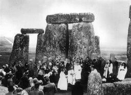Did the Druids really build Stonehenge?
