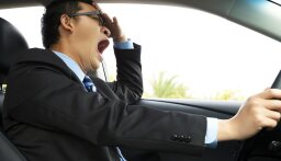 Is driving drunk worse than driving sleep-deprived?