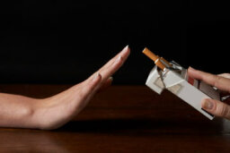 Can e-cigarettes help you stop smoking?