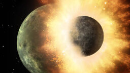 Early Earth Pelted By Way More Debris Than Scientists Thought