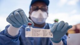 Experimental Ebola Vaccine Raises Hopes