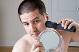 Are electric shavers better for sensitive skin?