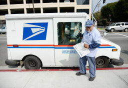 How the U.S. Postal Service Works