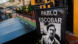 Money, Drugs and Madness: The Life and Death of Pablo Escobar