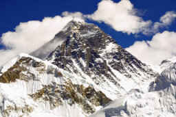 Is global warming destroying Mount Everest?