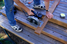 How to Extend an Existing Deck