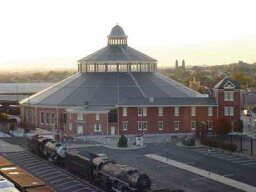 Family Vacations: Baltimore  Ohio Railroad Museum