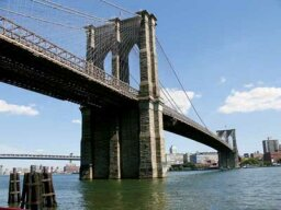 Family Vacations: Brooklyn Bridge