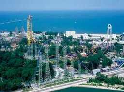 Family Vacations: Cedar Point Amusement Park/Resort
