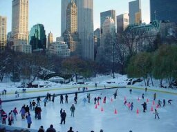 Family Vacations: Central Park
