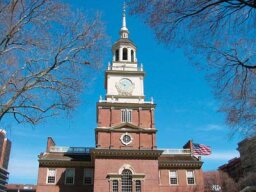 Family Vacations: Independence Hall