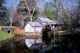Family Vacations: Mabry Mill