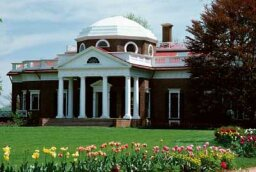 Family Vacations: Monticello