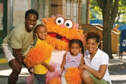 Family Vacations: Sesame Place