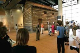 Family Vacations: The National Underground Railroad Freedom Center