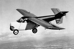 5 Flying Car Prototypes