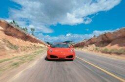 The Five Fastest Ferraris