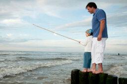 Fishing with Children: The Basics