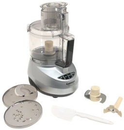 How Food Processors Work