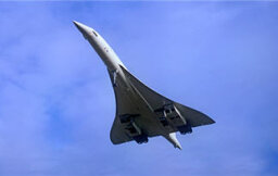What is the future of supersonic flight?