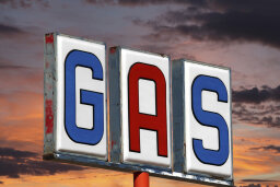Is gasoline more dense in the morning?
