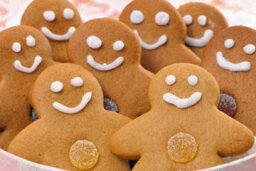 The Secret Life of Gingerbread Men